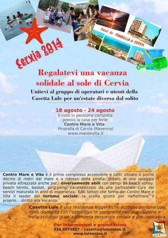 Promo Cervia - Volontari