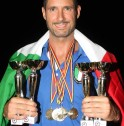 Complimenti a Luca Ravera, oro di Full contact stick fighting