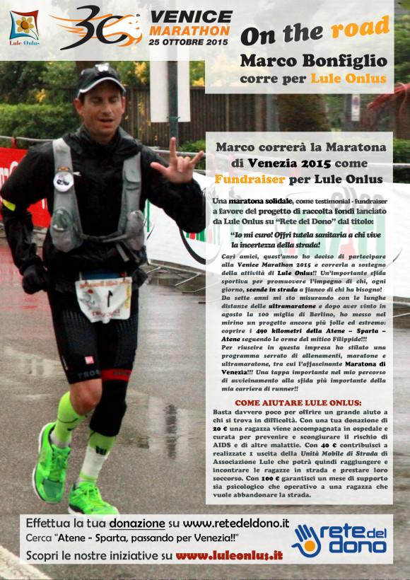 Maratona Venezia Solidale
