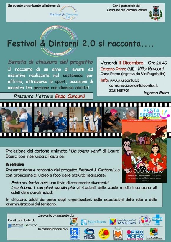 invito evento finale Festival e Dintorni 2.0