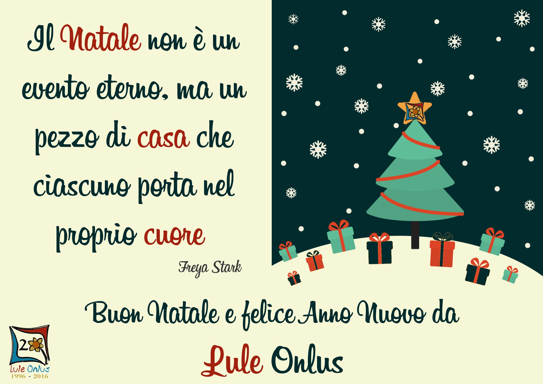 Auguri Di Natale Per Gli Amici.Tanti Auguri Di Natale E Felice Anno Nuovo A Tutti Gli Amici Di Lule Onlus Lule Onlus