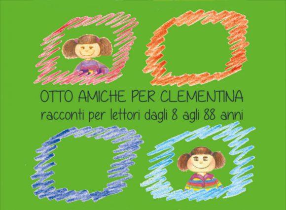 copertina del libro per bambini Otto amiche per Clementina