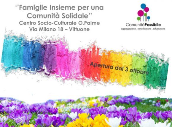 Programma Spaziogiochi Pifferaio magico di Vittuone gestito da Lule Onlus Milano