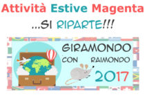 Banner Centri Estivi Magenta per l'infanzia gestiti da Cooperativa Lule Onlus