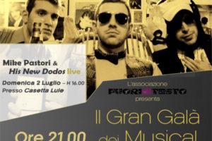 banner eventi 2 luglio Casetta Lule di Nosate - Mike Pastori