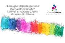 Banner Famiglie insieme per una comunità solidale - Lule Vittuone infanzia