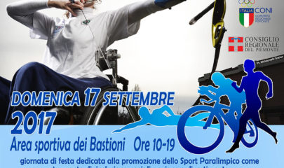 Manifesto Festa dello sport per tutti - Oleggio 17 settembre Lule onlus aderisce