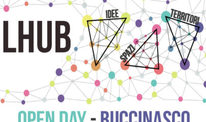 open day spazio giovani LHUB Buccinasco Lule Onlus