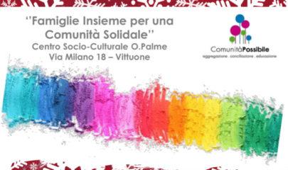 """Programma Novembre/Dicembre – SpazioGiochi """"Il Pifferaio Magico"""" di Vittuone. Lule Onlus Milano"""