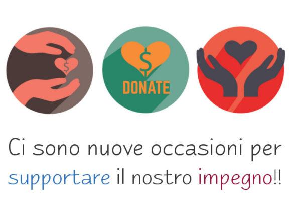 Sostenete Lule Onlus con una donazione