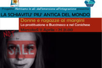 banner evento tratta LHUB buccinasco lule