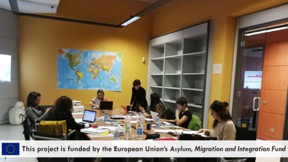avvio progetto WIN - - Trafficked Women Integration, finanziato dal Fondo dell'Unione Europea per l'Asilo, la Migrazione e l'Integrazione (AMIF) per favorire l'integrazione socio-economica di donne vittime di tratta a scopo di sfruttamento sessuale.