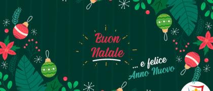 auguri di Natale dallo staff di associazione e cooperativa lule onlus milano