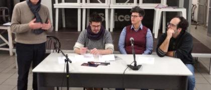 NoBody–Viaggio sensoriale attraverso la tratta e lo sfruttamento sessuale - data di Legnano - tratta e sfruttamento. Compagnia FavolaFolle