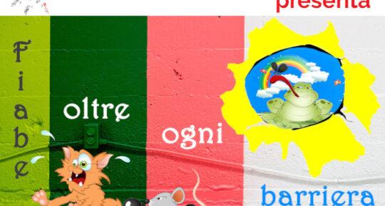 Lule partecipa a Pagine al Sole 2020 con la presentazione della raccolta Fiabe oltre ogni barriera