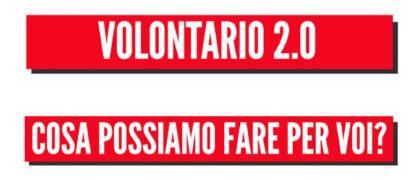 Iniziativa Volontario 2.0 - a disposizione dei bisogni tecnologici delle associazioni dell'Alto Milanese. Restiamo connessi!