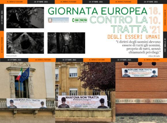 Giornata Europea contro la Tratta